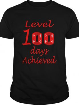 Happy 100th Day of School for Teacher or Child shirt