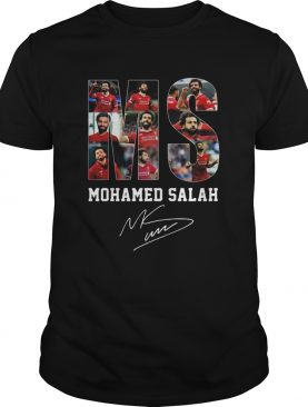 Ms Mohamed Salah Signature shirt