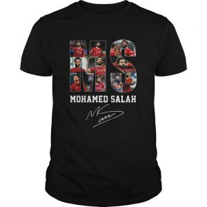 Ms Mohamed Salah Signature  Unisex