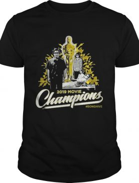 Parasite 2019 Movie Champions shirt
