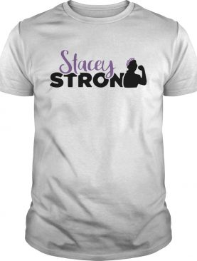 Stacey Strong shirt