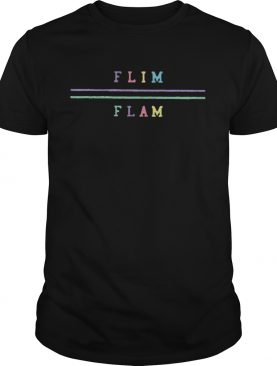 flamingo merch flim flam shirt