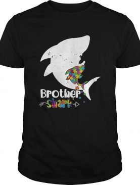 Brother Shark Autism Awareness shirt