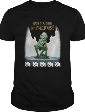 Gollum have you seen my precious toilet paper shirt