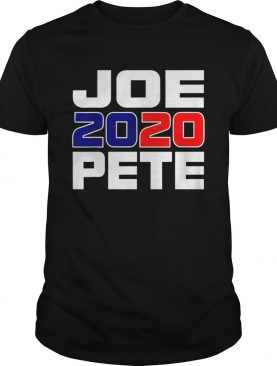 Joe And Pete 2020 shirt