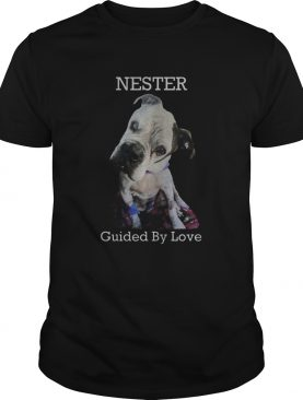 Nester Guided By Love shirt