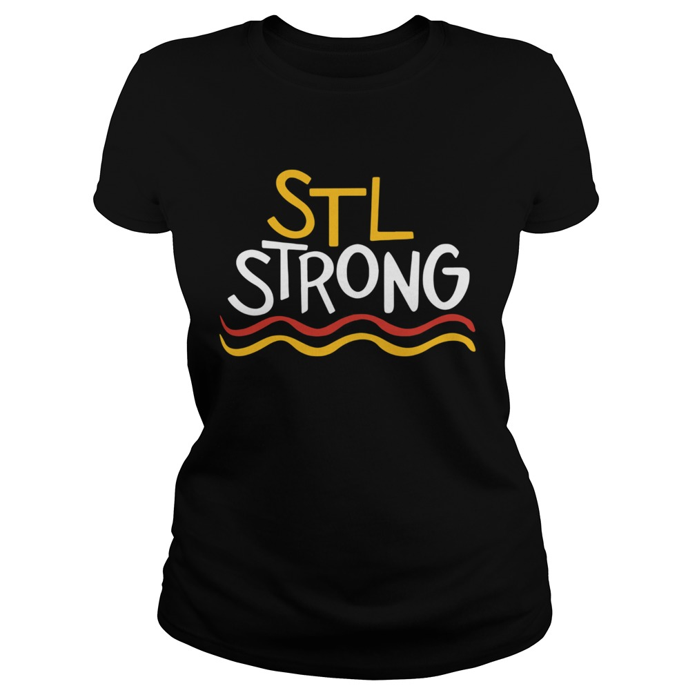 STL Strong Saint Louis  Classic Ladies