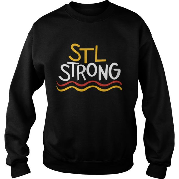 STL Strong Saint Louis  Sweatshirt