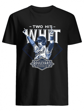 Two Hit Whit Boulevard Brewing Co shirt