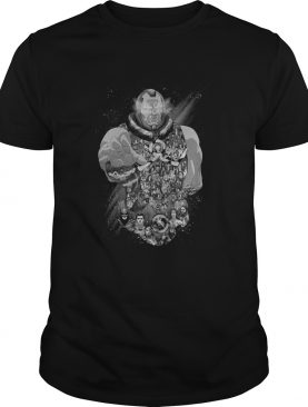 Zack Snyders Mighty Justice League shirt