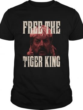 Free The Tiger King shirt