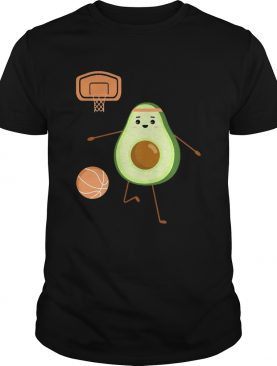Avocado play volleyball shirt