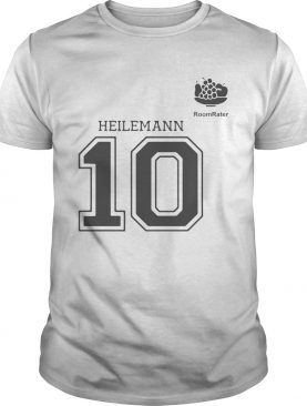 Room Raters Team Heilemann 10 shirt