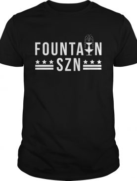Washington Nationals Champion Fountain SZN shirt