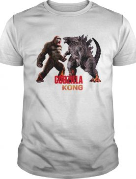 Godzilla Vs King Kong shirt