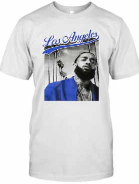 Los Angeles Nipsey Hussle Rapper T-Shirt