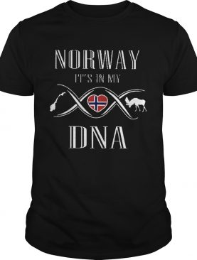 Norway Its In My DNA shirt