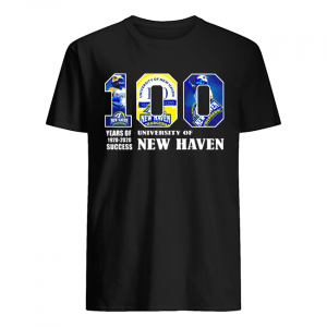 University Of New Haven 100 Year Of 1920 2020  Classic Men's T-shirt