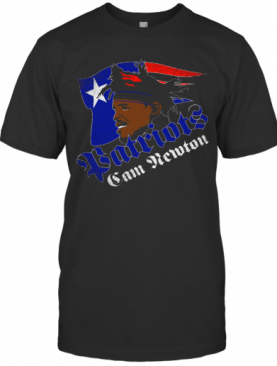 Cam Newton Patriots T-Shirt