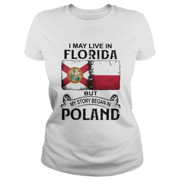 I MAY LIVE IN FLORIDA BUT MY STORY BEGAN IN POLAND  Classic Ladies