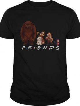 Labyrinth Characters Friends shirt