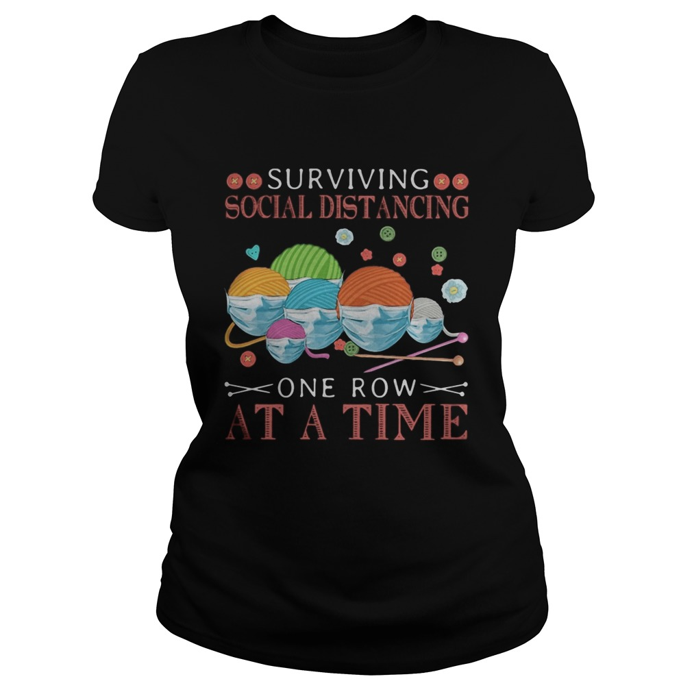 Quilting surviving social distancing one row at a time  Classic Ladies