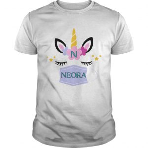 Unicorn Eyelash Neora Flower  Unisex