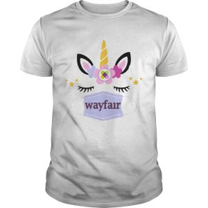 Unicorn Eyelash Wayfair Flower  Unisex