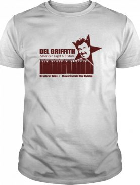 Del Griffith American Light And Fixture Director Of Sales Shower Curtain Ring Division shirt