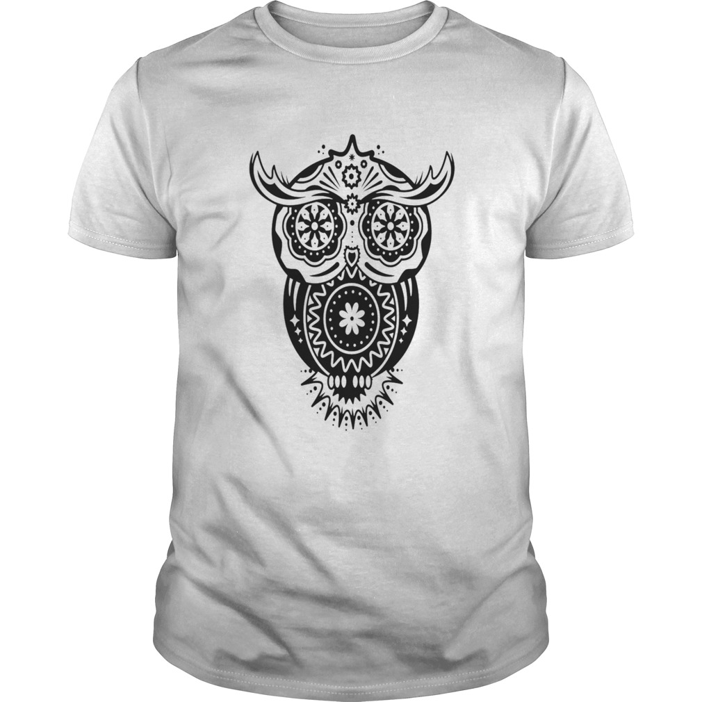 Different Decorations In The Style Of The Mexican Sugar Skulls  Unisex