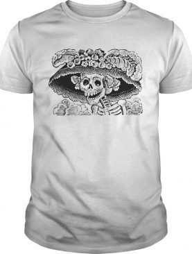 Muertos Day Of The Dead Vintage Skeletons shirt
