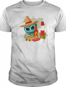 Skull Sandwiches Day Of The Dead shirt