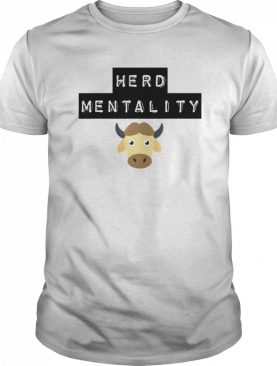 Trump Herd Mentality vote 2020 shirt