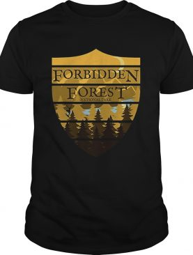 Forbidden Forest National Park 2020 shirt