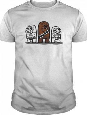 Imposter Troopers Among Us shirt