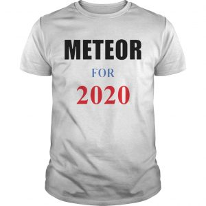 Meteor for 2020 Official s Unisex