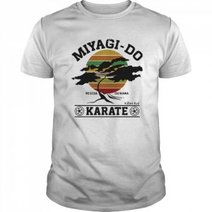 Miyagi Do Reseda Okinawa Karate Vintage  Classic Men's T-shirt