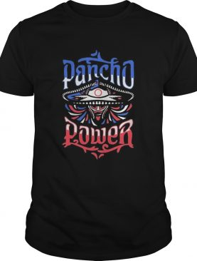 Pancho Billa Power shirt