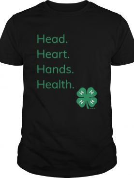 ead Heart Hands Health 4H shirt